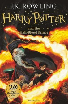 Harry Potter and the half-blood prince av J.K. Rowling (Heftet)