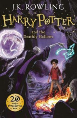 Omslag - Harry Potter and the deathly hallows