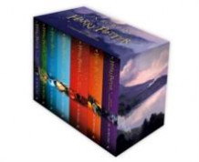 Harry Potter boxed set av J.K. Rowling (Heftet)