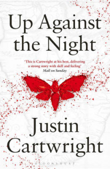 Up Against the Night av Justin Cartwright (Heftet)