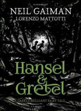 Omslag - Hansel and Gretel
