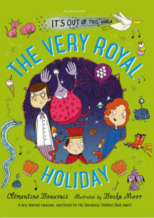 The Very Royal Holiday av Clementine Beauvais (Heftet)