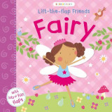 Omslag - Lift-the-Flap Friends Fairy