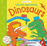Omslag - Lift-the-Flap Friends Dinosaurs