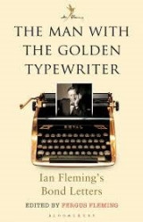 Omslag - The Man with the Golden Typewriter