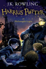 Omslag - Harry Potter and the Philosopher's Stone Latin
