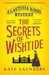 The Secrets of Wishtide av Kate Saunders (Heftet)