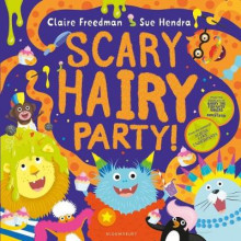 Scary Hairy Party av Claire Freedman (Heftet)