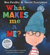 Omslag - What Makes Me A Me?