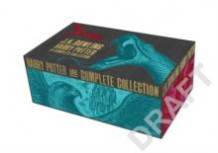 Harry Potter adult hardback box set av J.K. Rowling (Innbundet)