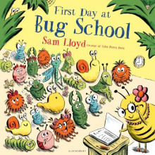 First Day at Bug School av Sam Lloyd (Heftet)