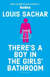 There's a Boy in the Girls' Bathroom av Louis Sachar (Heftet)