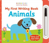 Omslag - My First Writing Book Animals