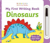 Omslag - My First Writing Book Dinosaurs