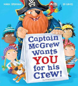 Omslag - Captain McGrew Wants You for His Crew!