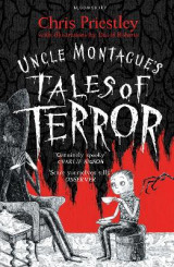 Omslag - Uncle Montague's Tales of Terror