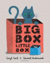Omslag - Big box little box