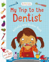 Omslag - My Trip to the Dentist Activity and Sticker Book