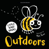 Omslag - Little Baby Books: Outdoors