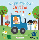 Omslag - Happy Days Out: on the Farm