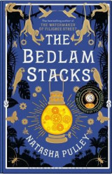 Omslag - The Bedlam Stacks