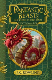 Fantastic beasts and where to find them av J.K. Rowling (Innbundet)