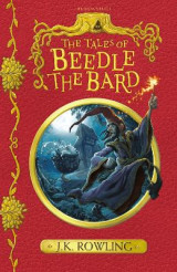 Omslag - The Tales of Beedle the Bard