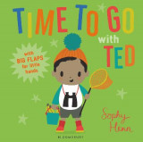 Omslag - Time to Go with Ted
