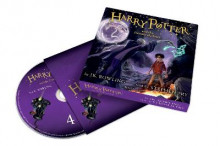 Harry Potter and the Deathly Hallows av J. K. Rowling (Lydbok-CD)