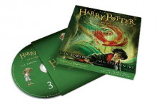 Harry Potter and the Chamber of Secrets av J. K. Rowling (Lydbok-CD)