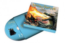 Harry Potter and the Goblet of Fire av J. K. Rowling (Lydbok-CD)