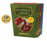 Omslag - The Hogwarts library box set