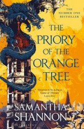 The priory of the orange tree av Samantha Shannon (Heftet)