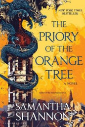 The Priory of the Orange Tree av Samantha Shannon (Innbundet)