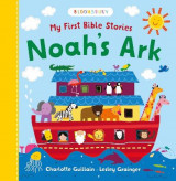 Omslag - My First Bible Stories: Noah's Ark