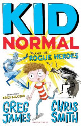 Omslag - Kid Normal and the Rogue Heroes