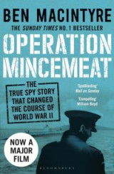 Omslag - Operation Mincemeat