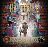 Omslag - Harry Potter - diagon alley