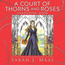 A court of thorns and roses colouring book (Andre trykte artikler)