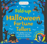 Omslag - Fold-up Halloween Fortune Tellers