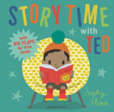 Omslag - Story time with Ted