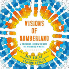 Visions of Numberland av Alex Bellos og Edmund Harriss (Heftet)