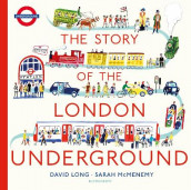 TfL: The Story of the London Underground av David Long (Innbundet)