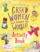 Omslag - Fantastically Great Women Who Changed the World Activity Book
