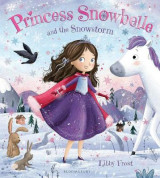 Omslag - Princess Snowbelle and the Snowstorm