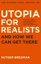 Omslag - Utopia for Realists