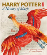 Omslag - Harry Potter: a history of magic