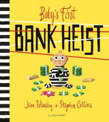 Omslag - Baby's First Bank Heist