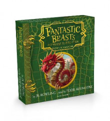 Fantastic Beasts and Where to Find Them av J. K. Rowling (Lydbok-CD)
