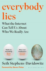 Omslag - Everybody lies - the new york times bestseller